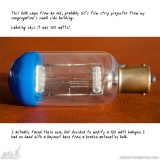 I Collect Light Bulbs 14